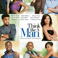 Think Like a Man: la locandina del film