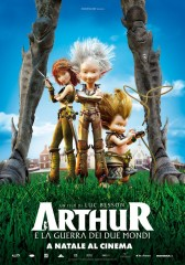 Arthur e la guerra dei due mondi in streaming & download