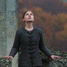 Clémence Poesy è Giovanna d'Arco in Jeanne Captive (2011)