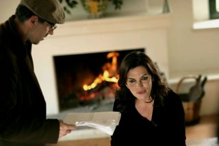 Cristina Donadio in una scena del film L'era legale