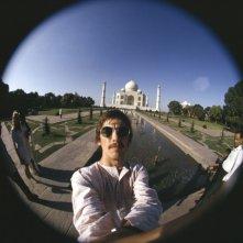 George Harrison: Living in the Material World, una scena del documentario di Scorsese