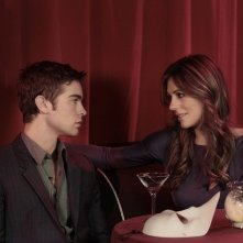 Gossip Girl: Chace Crawford ed Elizabeth Hurley nell'episodio The Big Sleep No More
