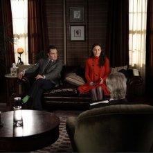 Gossip Girl: Ed Westwick e Leighton Meester nell'episodio Rhodes to Perdition