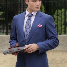 Gossip Girl: Ed Westwick nell'episodio Memoirs of an Invisible Dan