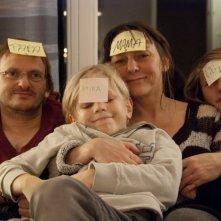 Halt auf freier Strecke: la famiglia protagonista del dramma di Andreas Dresen