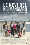 Le nevi del Kilimangiaro: la locandina italiana del film