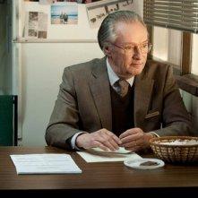 Le vendeur: il protagonista Gilbert Sicotte in una scena del film