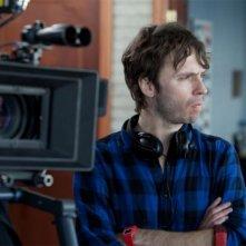 Le vendeur: Sébastien Pilote, regista del film, in una foto promozionale