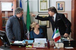 Lello Arena, Iaia Forte e Marco Columbro, tris di interpreti per la serie di Canale 5, Baciati dall'amore