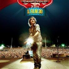 Ligabue - Campovolo 2.0 in 3D: la locandina del film