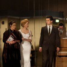 Michelle Williams in My Week With Marilyn con Dominic Cooper e Zoe Wanamaker