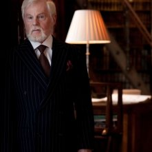 My Week With Marilyn: Derek Jacobi in una scena