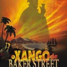 O Xangô de Baker Street: locandina del film