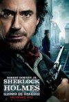 Sherlock Holmes: Gioco di ombre, una locandina italiana del film