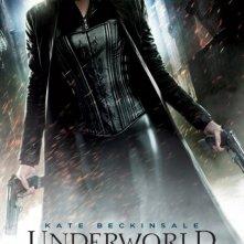 Underworld: il risveglio 3D: eccola la nuova suggestiva locandina del fantasy thriller