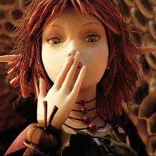 Arthur 3: La guerra dei due mondi, la bella Selenia in un'immagine del film