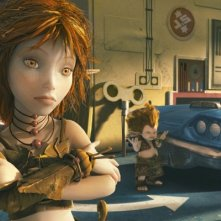 Arthur 3: La guerra dei due mondi, un'immagine di Selenia tratta dal film