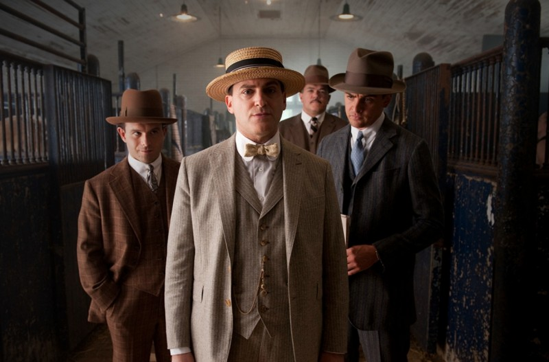 Boardwalk Empire Michael Stuhlbarg Vincent Piazza E Anatol Yusef In Una Scena Dell Episodio Two Boat 222921