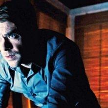 Nick Stahl in una scena dell'horror 388 Arletta Avenue
