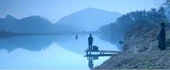 The Locked Door: una sequenza del film