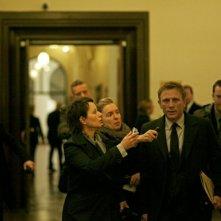 Daniel Craig in un'immagine tratta dal film Millennium - Uomini che odiano le donne