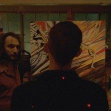 Enter the Void: Cyril Roy in una scena del film