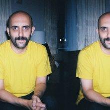 Enter the Void: il regista Gaspar Noé in una foto promozionale del film