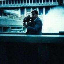 Michael Ealy in una scena del film Underworld: Il risveglio