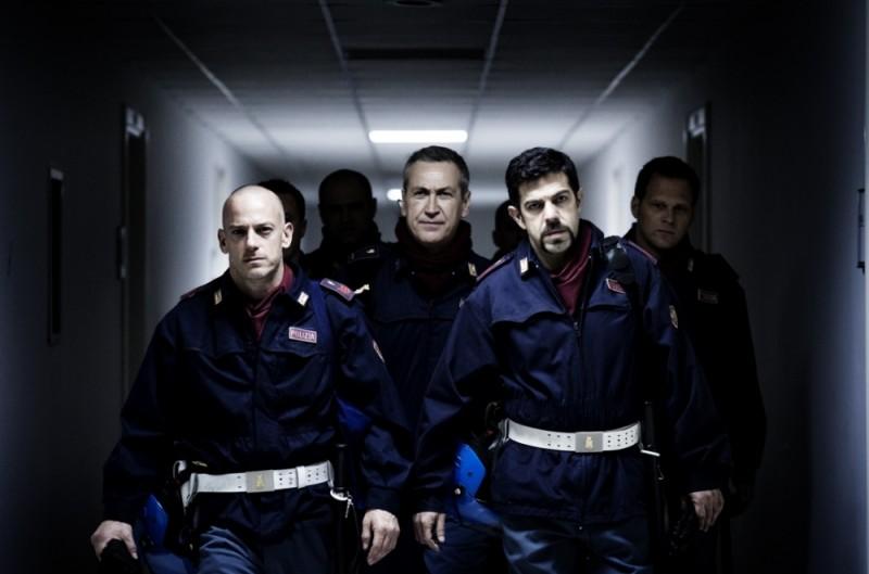 Pierfrancesco Favino Filippo Nigro E Marco Giallini In Una Scena Di A C A B Di Stefano Sollima 223061