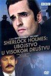 Sherlock Holmes ed il caso della calza di seta: locandina straniera.