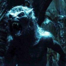 Underworld: Il risveglio, una delle orrende creature del film