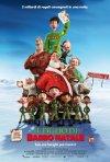 Arthur Christmas: Il figlio di Babbo Natale in 3D: la locandina italiana del film
