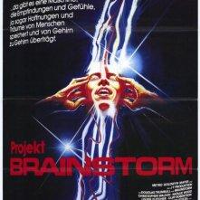 Brainstorm: generazione elettronica - la locandina