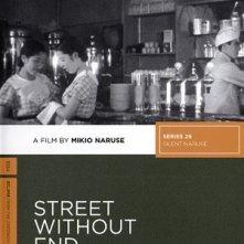 La strada senza fine: la locandina del film