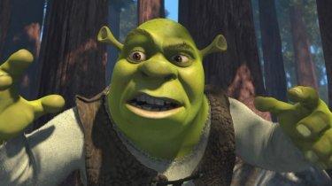 Shrek, il tembile orco