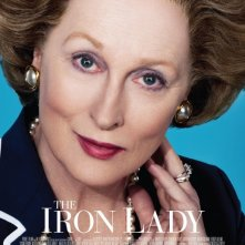 The Iron Lady: poster australiano