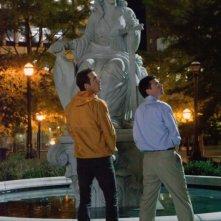 Ryan Reynolds in una scena di Cambio Vita con Jason Bateman