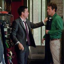 Ryan Reynolds in una scena di Cambio Vita insieme a Jason Bateman