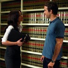 Ryan Reynolds insieme a Olivia Wilde in una scena di Cambio Vita