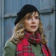 Isabelle Carré in una scena del film Emotivi anonimi