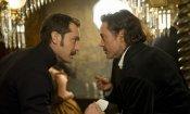 """Robert Downey Jr. su Sherlock Holmes 3: """"Si spera di girare a breve"""""""