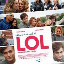 Lol - Solo quando rido, la locandina del film