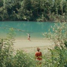 Una suggestiva immagine tratta dal film L'estate di Giacomo