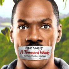 A Thousand Words: teaser poster