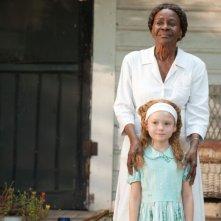 Cicely Tyson in una scena di The Help insieme alla piccola Lila Rogers