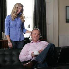 Emily Head e Anthony Head in una scena di Finalmente maggiorenni