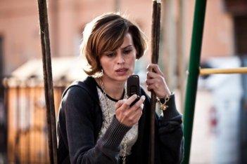 I più grandi di tutti: Claudia Pandolfi in una scena del film