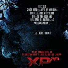 Paranormal Xperience 3D: una locandina del film