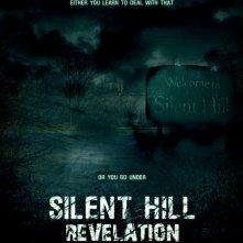 Silent Hill: Revelation 3D, la locandina del film