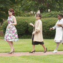 Sissy Spacek, Bryce Dallas Howard e Octavia Spencer in una scena di The Help